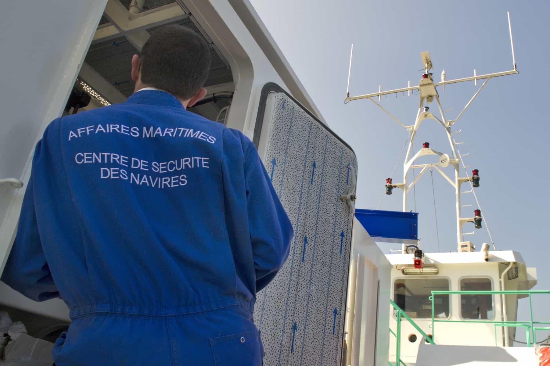 Centre de sécurité des navires © Laurent Mignaux - Terra