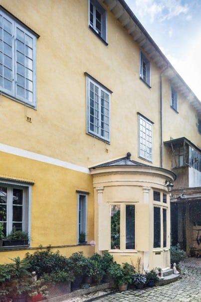 DR - SPLA (société publique locale d'aménagement) de Rennes Métropole pour avant/après façade